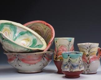 Elise Delfield, Pincu Pottery