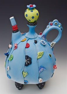 Laura Peery teapot