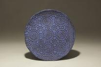 Blue Plate by Joanna Carroll