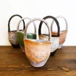 Ceramic Baskets by Tara Underwood
