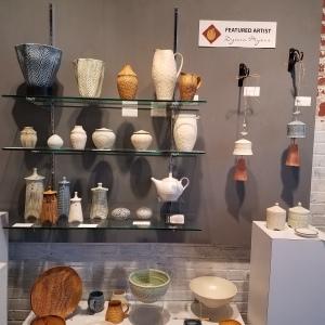 Dyann Myers, Pottery